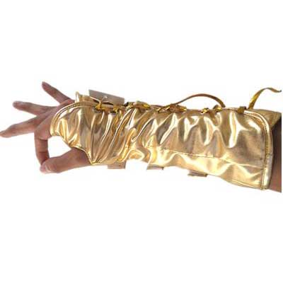 Michael Jackson Armband in golden