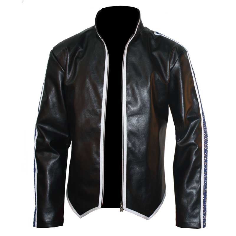 "Michael Jackson ""Heal the world"" Jacke mit Kristall"