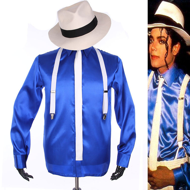 Michael Jackson Smooth Criminal Kostüm Set